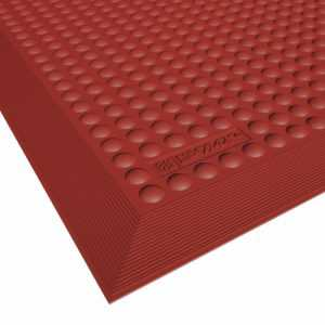 Mata gumowa antyzmęczeniowa 458 Skystep™ Red