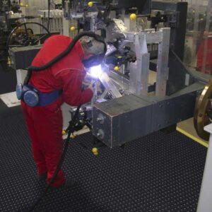 Mata przemysłowa modułowa 465 Skywalker HD™ Nitrile FR