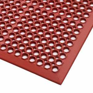 Mata gumowa przemysł spożywczy 562RD Sanitop™ Red