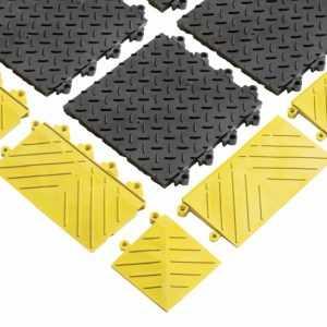 mata modułowa z PCV 621 Diamond Flex Lok™ Solid