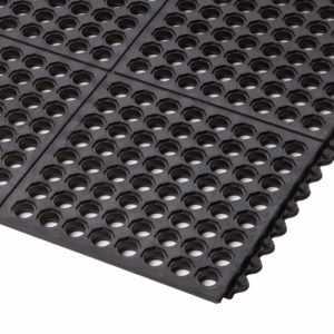 Mata gumowa ognioodporna 650SFR Cushion Ease™ Nitrile FR