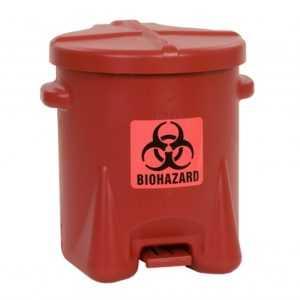 Pojemnik na odpady skażone
