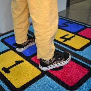 Mata dezynfekcyjna dla szkół i przedszkoli + Środek dezynfekcyjny