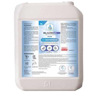 Płyn dezynfekcyjny Woda Elektrolizowana 5L