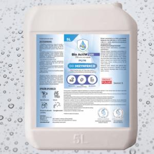 Środek dezynfekcyjny Kwas podchlorawy 5L