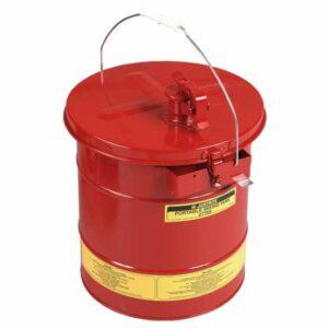 Bezpieczny zbiornik do mieszania płynów łatwopalnych