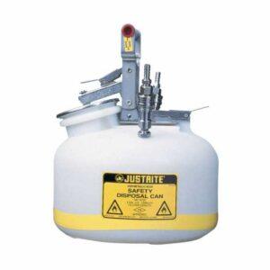 Bezpieczne pojemniki do utylizacji HPLC